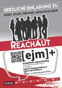 ReachAut Flyer